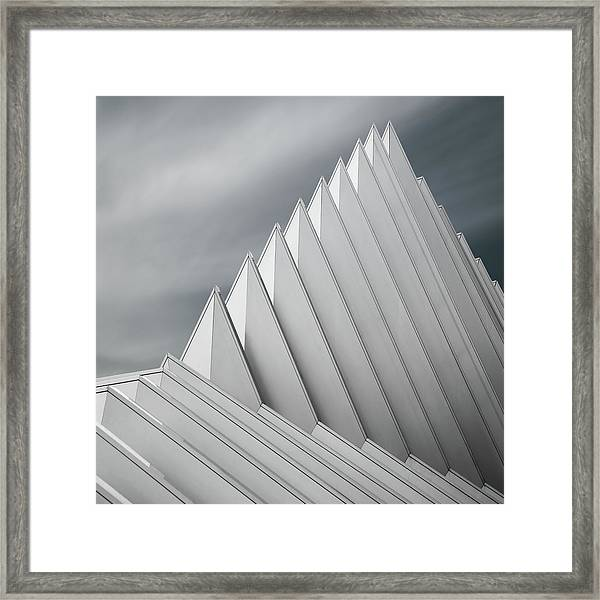 Agtama Framed Print by Gilbert Claes