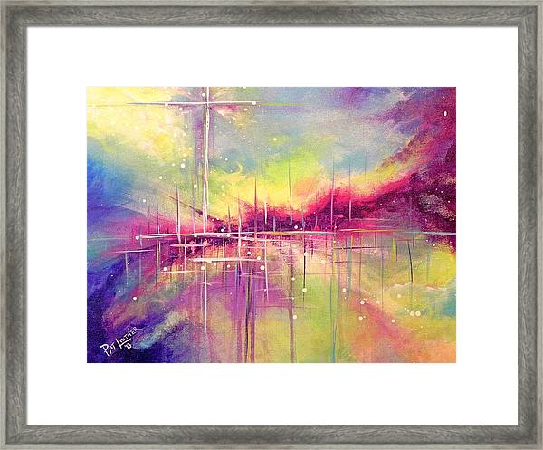 Aiden's Light Framed Print