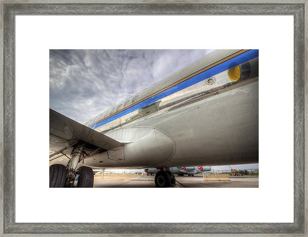 Air Force 2 Framed Print