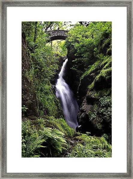 Aira Force Cumbria Framed Print