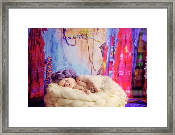 Aladdin Framed Print by Abendstern