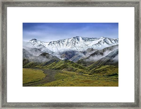 Alaskan Dream Framed Print