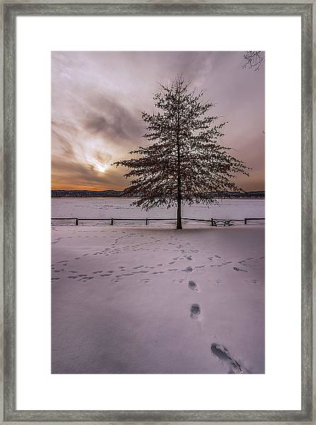 All I See Is You  Framed Print