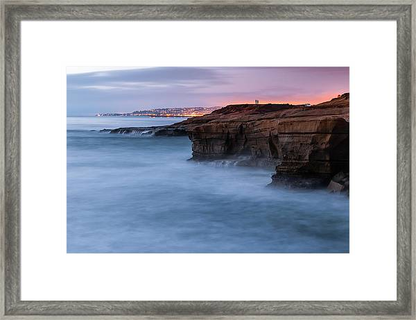 All Night Framed Print