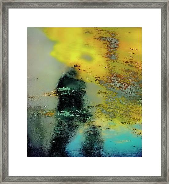 All Paths Lead To You Framed Print