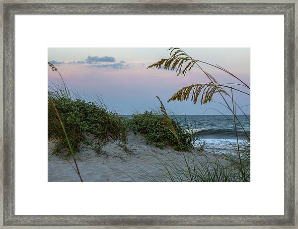 Framed Print featuring the photograph Almost There by Francis Trudeau