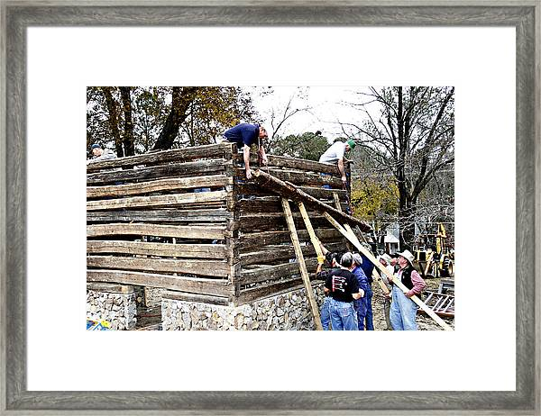 Almost There Framed Print by Frank Savarese