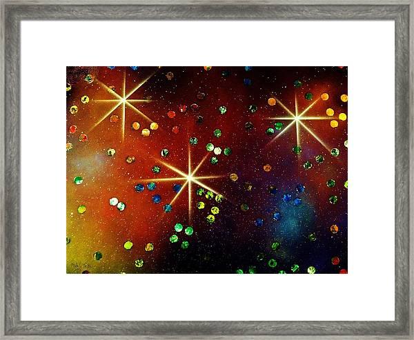 Alpha Centauri Framed Print