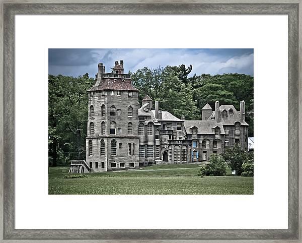 Amazing Fonthill Castle Framed Print