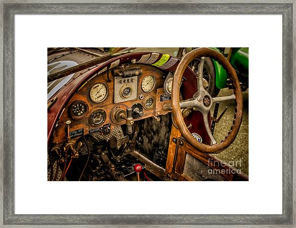 Amilcar Riley Special  Framed Print