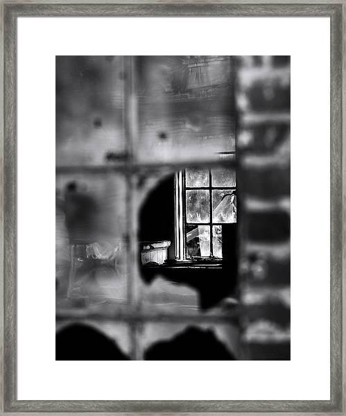 Among Souvenirs Denise Dube Framed Print