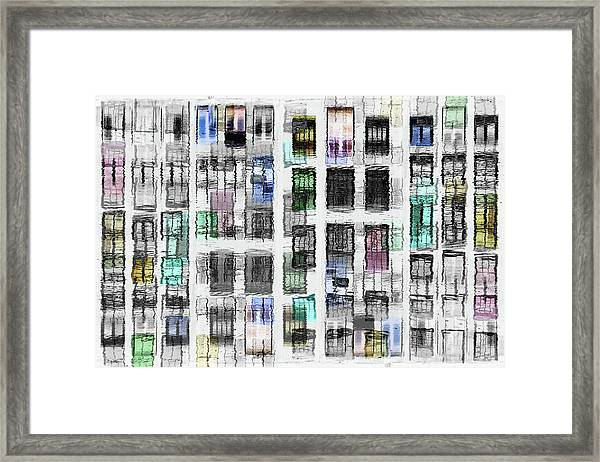 Amsterdam 30 Framed Print