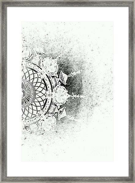 An Evening To Remember Framed Print