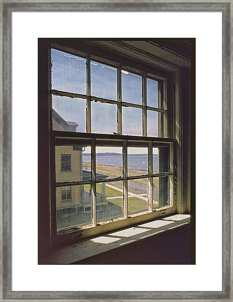 An Insider's Look At The Hook Framed Print