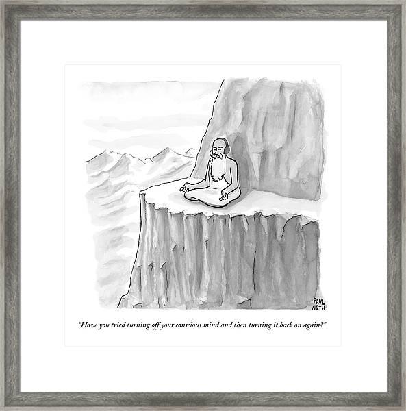 Help Framed Art Prints