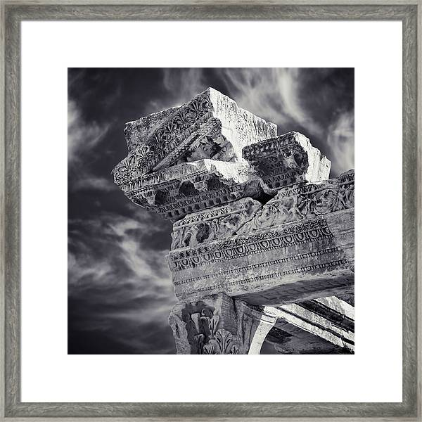 Ancient Framed Print