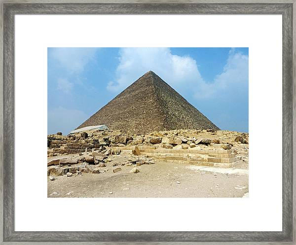 Ancient Great Framed Print