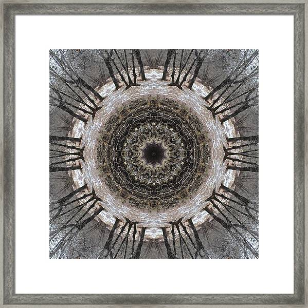 Ancient Warriors Framed Print