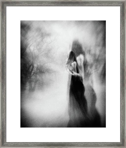 And Dreams Were Made And Used And Wasted Framed Print