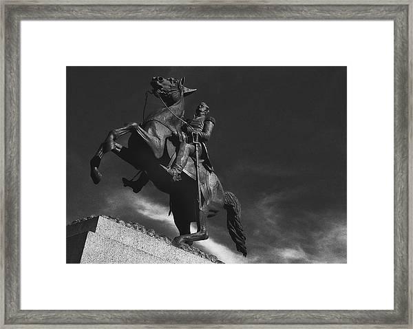 Andrew Jackson   Framed Print