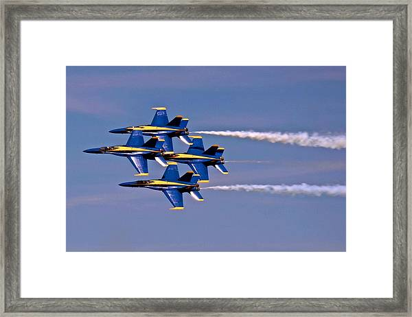 Andrews J B Air Show 11 Framed Print