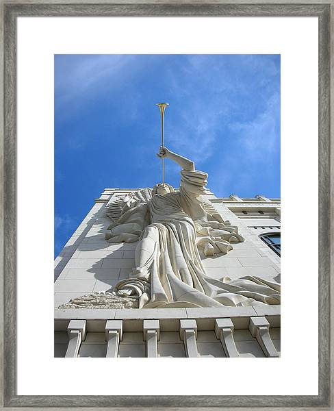 Angels  2920 Framed Print