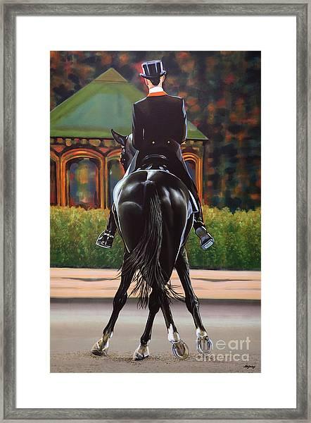 Anky Van Grunsven Salinero Framed Print