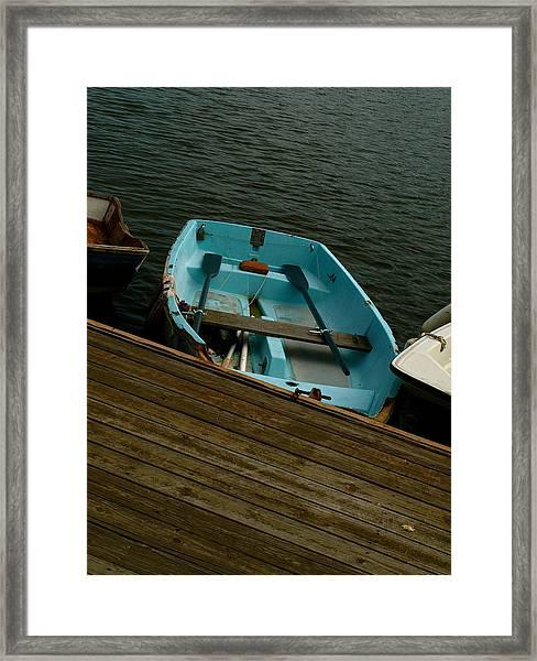 Annapolis Harbor Framed Print