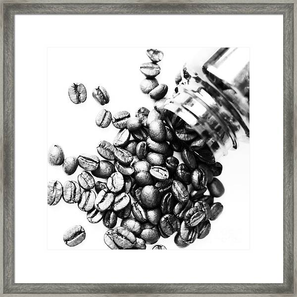 Another Man's Addiction Framed Print