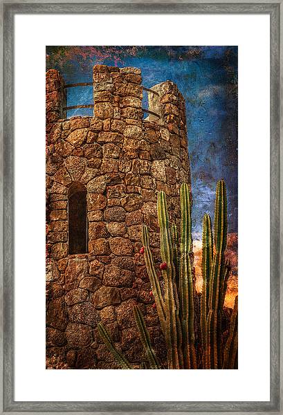 Another Time Another Place Framed Print