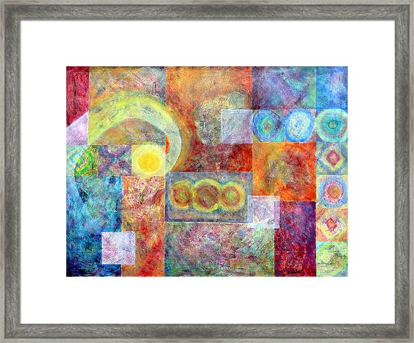 Another Tropical Depression Framed Print