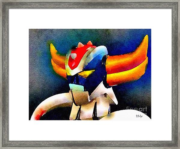 Anterak One Framed Print
