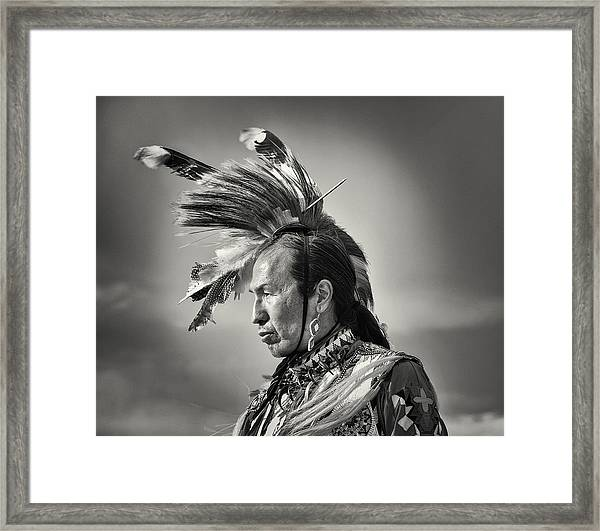 Anthony 2 Framed Print