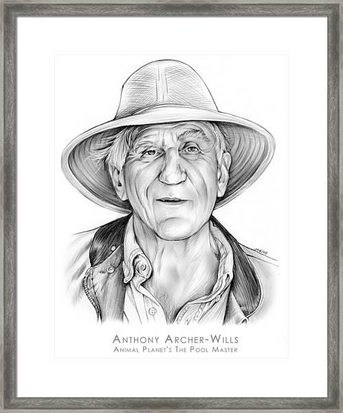 Anthony Archer-wills Framed Print