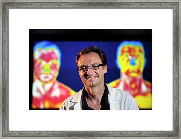 Anthony Bogaert Framed Print