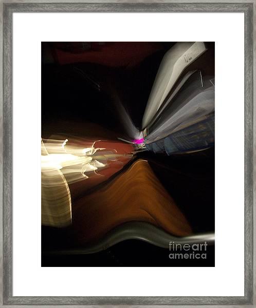 Anytymemonet Framed Print