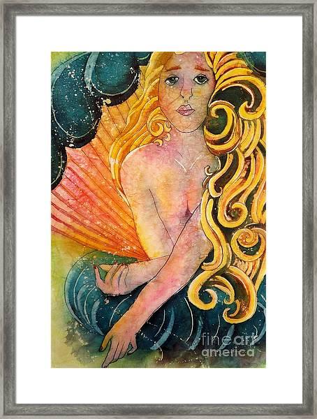 Aphrodite #2 Framed Print