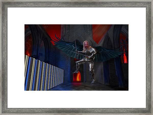 Apocalypsis Framed Print