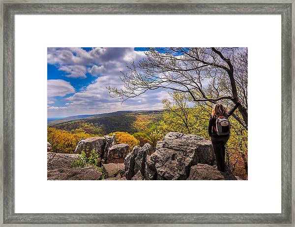Appalachian Majesty Framed Print