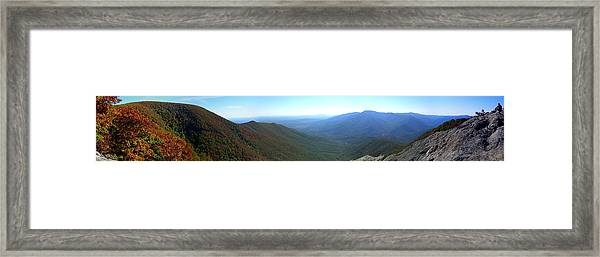 Appalachian Trail  Framed Print