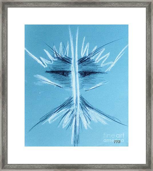 Apparition Framed Print