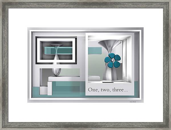 Appointment Framed Print