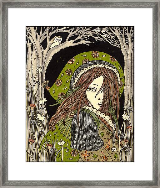 Aran Framed Print by Anita Inverarity