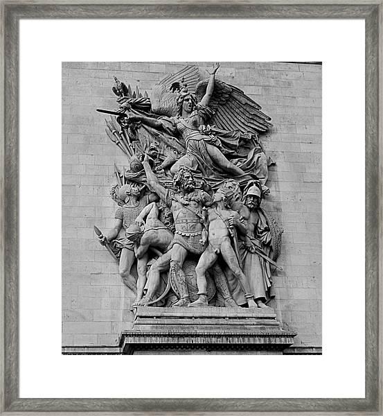 Arc01 Framed Print
