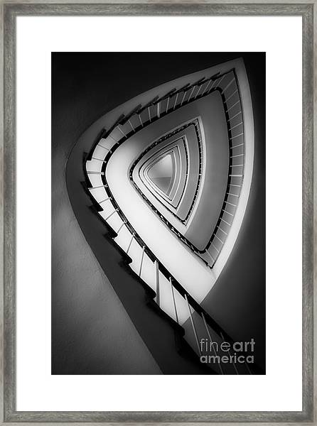 Architect's Beauty Framed Print