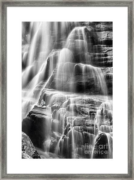 Arethusa Falls Framed Print