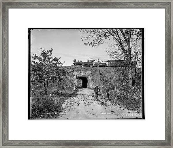 Arlington Framed Print