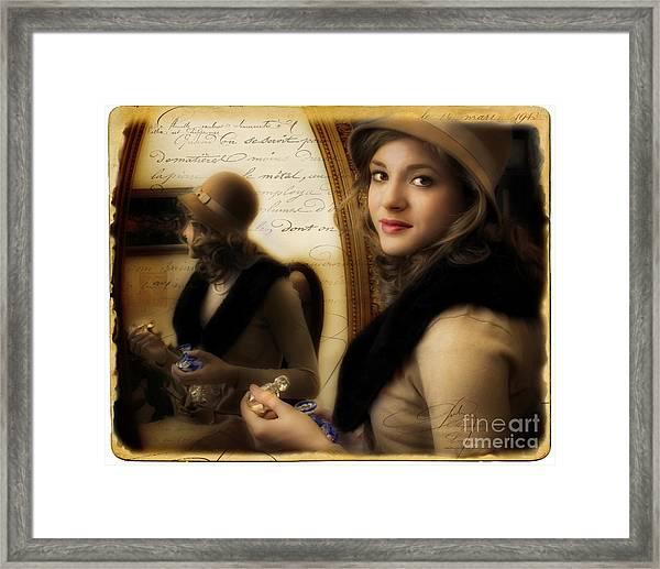 Aromatique Framed Print