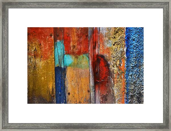 Framed Print featuring the photograph Arpeggio by Skip Hunt