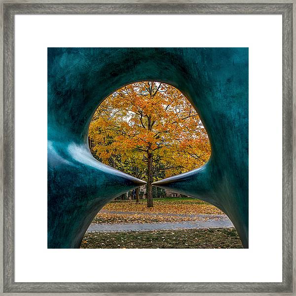 Art X 3 Framed Print